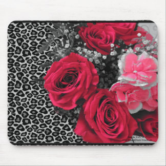 Wild Heart Mouse Pad