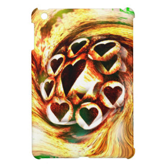 Wild Hearts Case For The iPad Mini