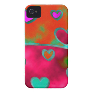 Wild Hearts!! iPhone 4 Cover