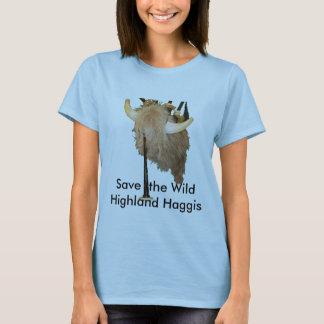 Wild Highland Haggis T-Shirt