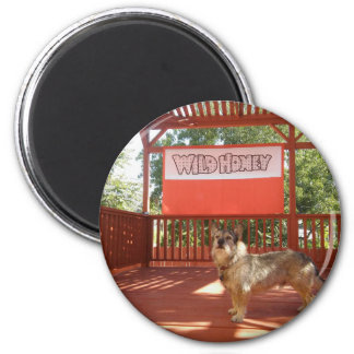 Wild Honey magnets