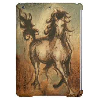 Wild Horse and Warm Colors iPad Air Cover