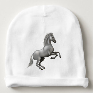 Wild horse baby beanie
