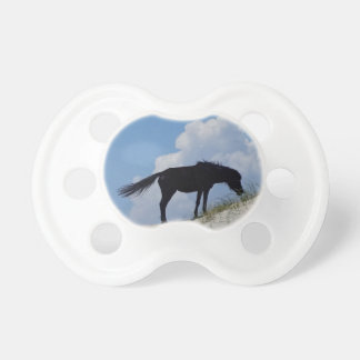 Wild Horse in OBX Pacifiers