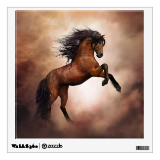 Wild Horse Wall Decal