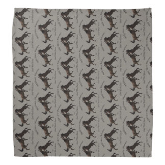 Wild Horse Warriors Bandana