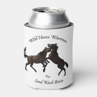 Wild Horse Warriors Can Cooler