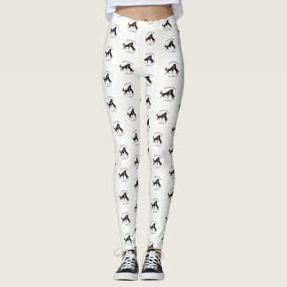 Wild Horse Warriors Leggings