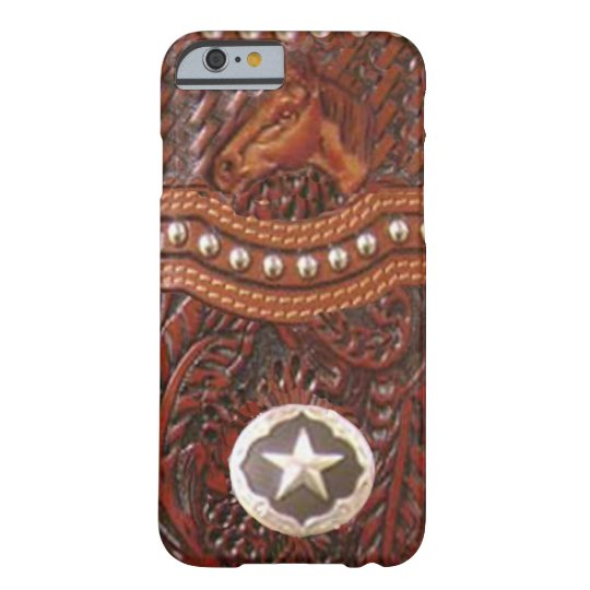 """Wild Horse"" Western iPhone 6 case"