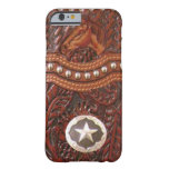 """""""Wild Horse"""" Western iPhone 6 case Barely There iPhone 6 Case"""