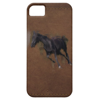 """Wild Horse """"Year of the Horse"""" Equine Artwork iPhone 5 Covers"""
