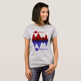 Wild Horses #4 T-Shirt