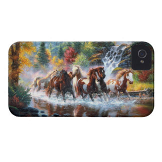 Wild Horses Case-Mate iPhone 4 Case