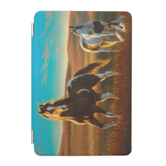 Wild Horses in Sunlight iPad Cover