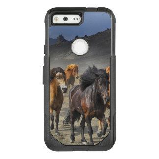 Wild Horses OtterBox Commuter Google Pixel Case