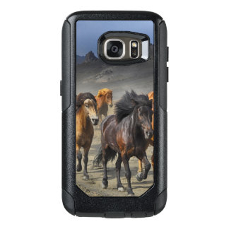 Wild Horses OtterBox Samsung Galaxy S7 Case