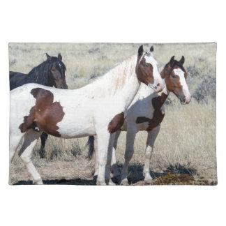 WILD HORSES PLACEMAT