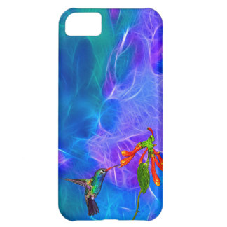Wild Hummingbird Bird-lover's Art Series iPhone 5C Cover
