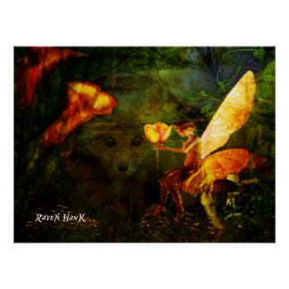 Wild Hunt Poster