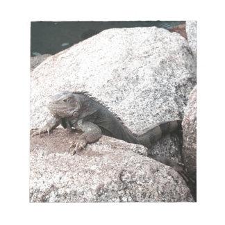 Wild Iguana Notepad