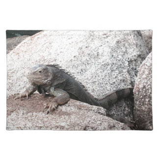 Wild Iguana Placemat