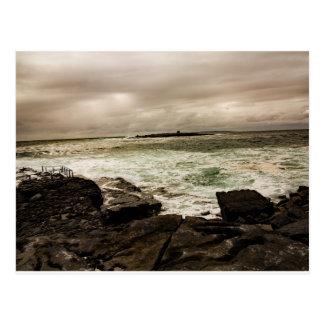 """Wild Irish Coast"" postcards"
