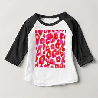 Wild jaguar ethno  Red love Baby T-Shirt