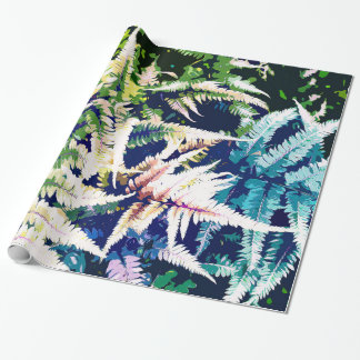 Wild Jungle Wrapping Paper