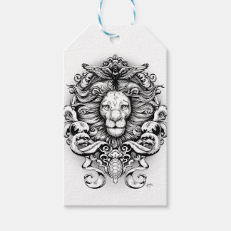 Wild Kingdom Gift Tags