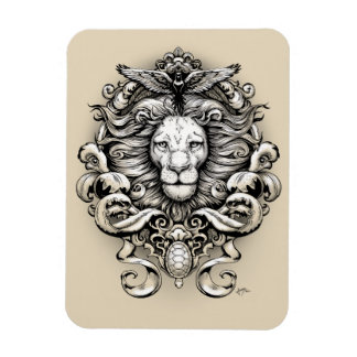 Wild Kingdom Magnet