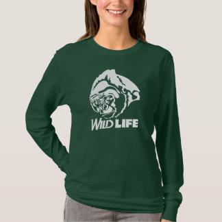 Wild Life Animal Shirt, Mountain Gorilla T-Shirt