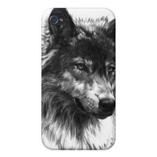 Wild Life - Speck® Fitted™ Hard Shell Case for iPh iPhone 4/4S Cases