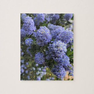 Wild Lilacs Jigsaw Puzzle