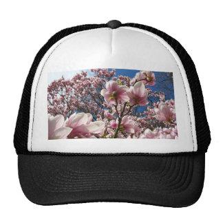 Wild magnolia 02 trucker hat
