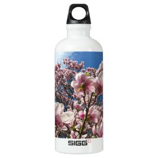 Wild magnolia 02 water bottle