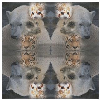 wild Mix 1 Fabric