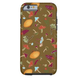 Wild Mushrooms iPhone6 Case