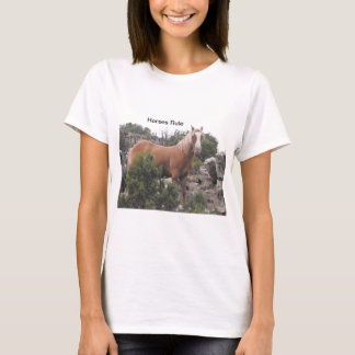 Wild Mustang Field Research Womens T THTBloodstock T-Shirt