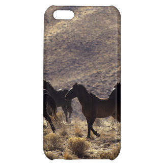 Wild Mustang Horses in the Desert 1 Cover For iPhone 5C