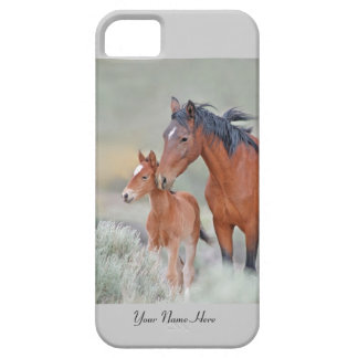 Wild Mustang Horses iPhone5 Case