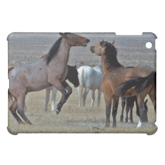Wild Mustangs of Utah Cover For The iPad Mini