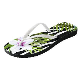 Wild Nature Flip Flops