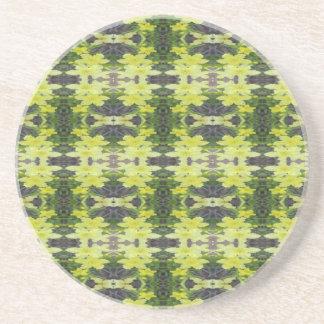 Wild Nicotiana 12 Coaster