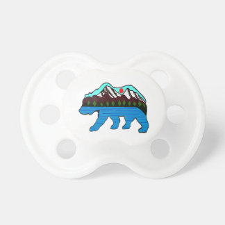 WILD OF NATURE BABY PACIFIERS