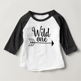 Wild one arrow 1st birthday shirt
