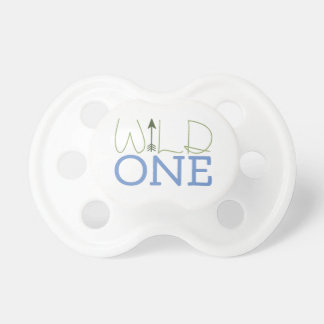 Wild One Pacifier