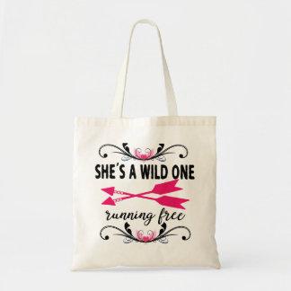 Wild One w/ Arrows Women's Tote Bag
