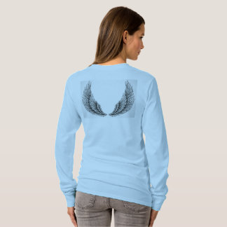 Wild One with Angel Wings T-Shirt