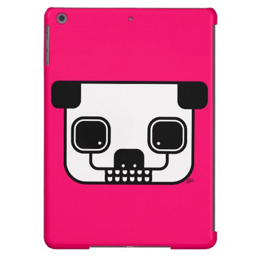 Wild Ones™-Zombie Panda Cover For iPad Air