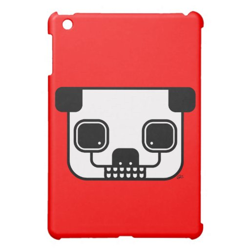 Wild Ones™-Zombie Panda Case For The iPad Mini